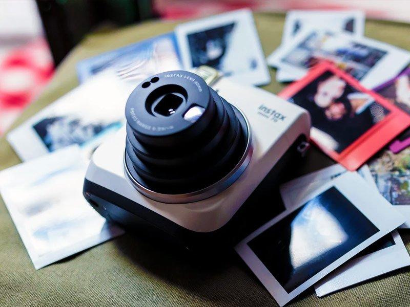 Shaken Like a Polaroid Picture
