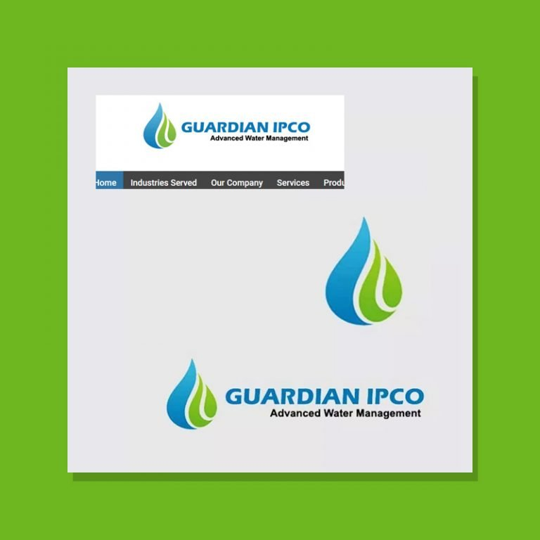 Logo Design for Guardian IPCO