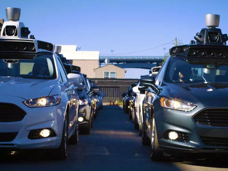 Self-Driving Cars Will Transform Cities