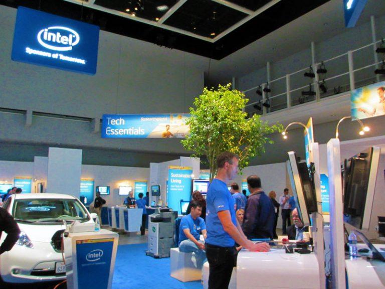 Intel fights Parkinson's disease
