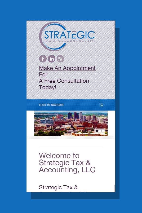 Web Development for Strategic Tac
