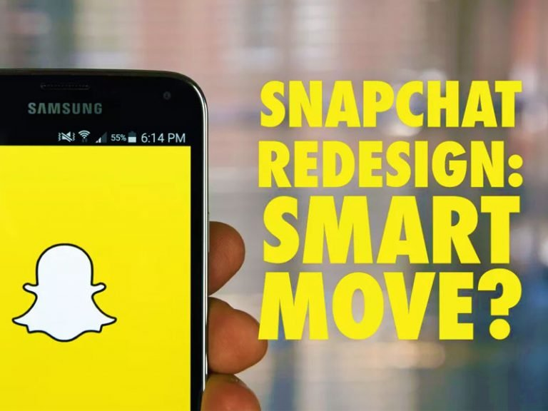 Millennials Losing It Over Snapchat's Redesign
