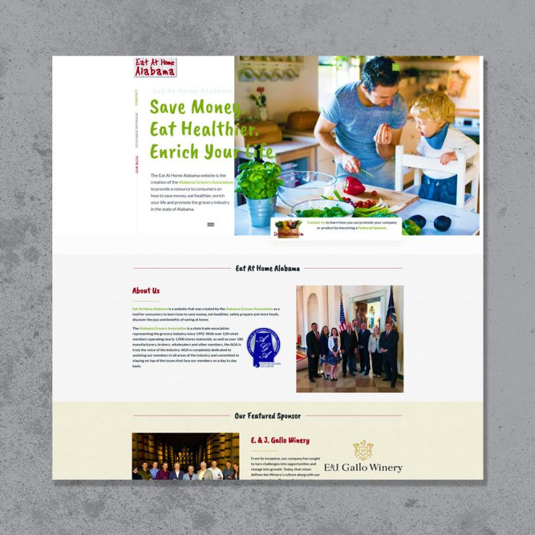 Web Design for EAHA