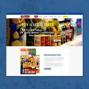 Web Design for BAB