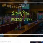Web Development Lou's Pub