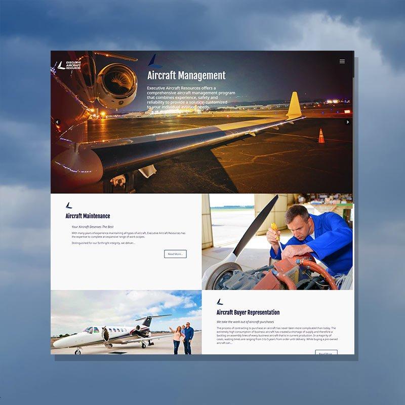 Birmingham AL web design for EAR