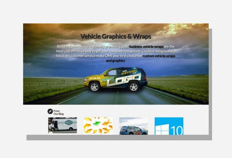 Website Development for OMI, Inc.